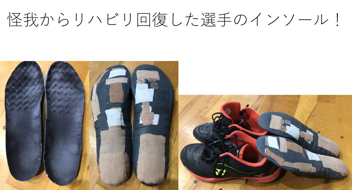 北田望 インソール 事例6