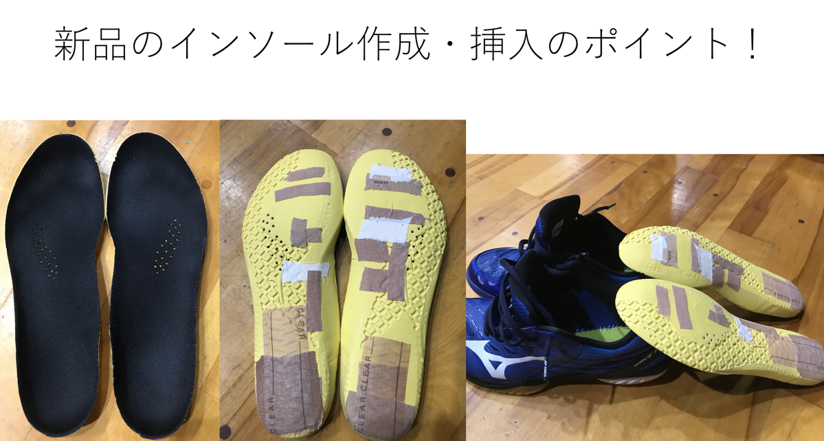 北田望 インソール 事例5