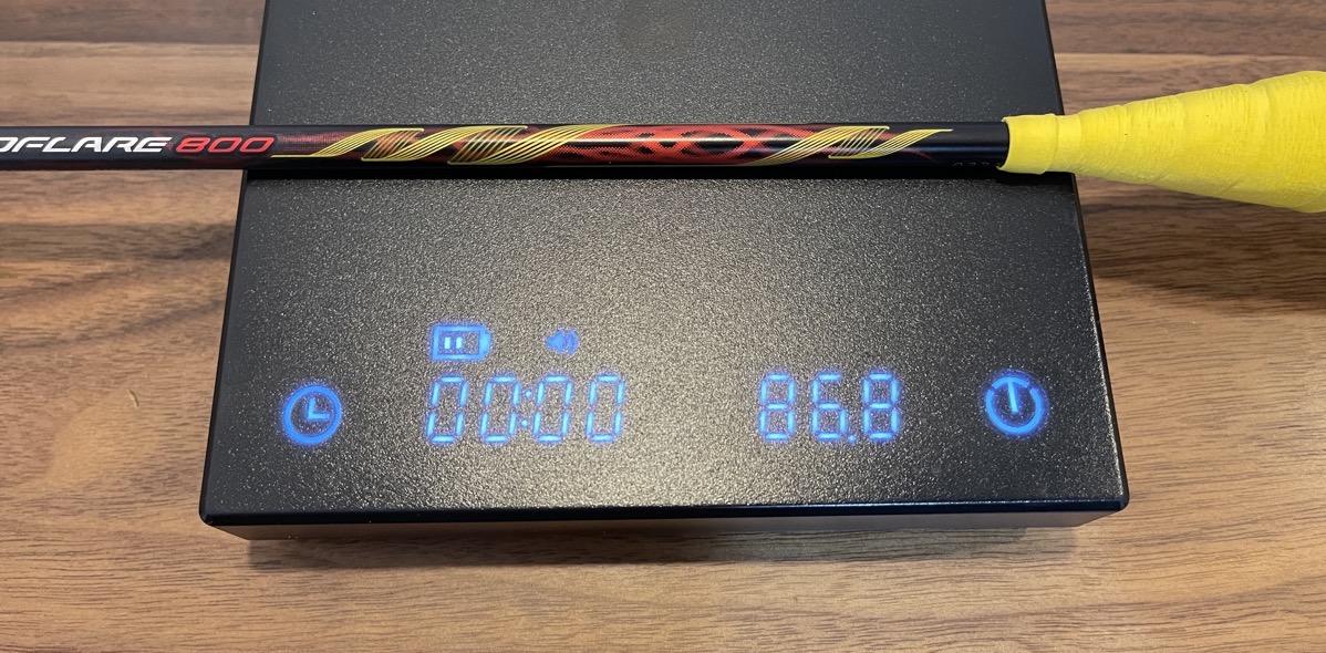 ナノフレア800 レビュー7