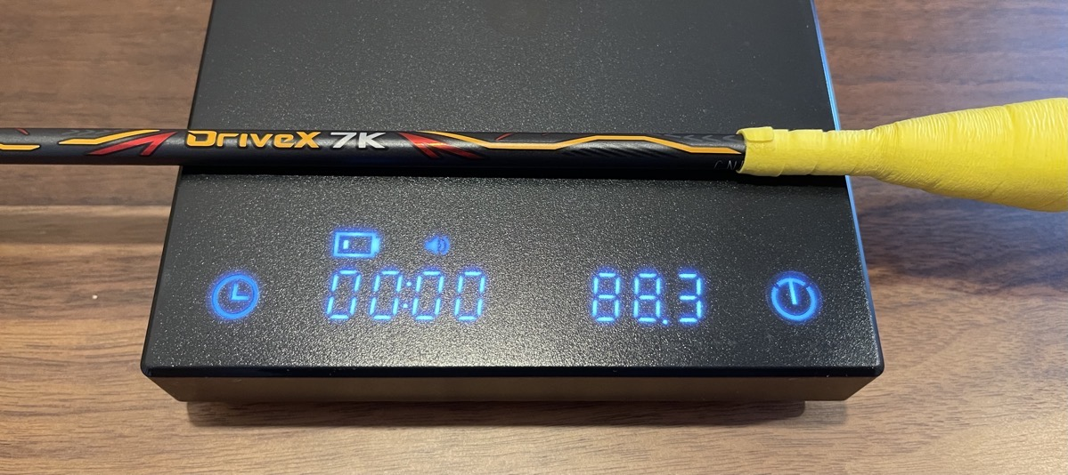 ドライブX 7K レビュー1